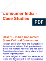 Consumer India_case Studies
