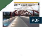 SAP MaxDB Content Server ODBC