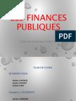 Les Finances Publiques Intro
