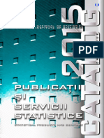 Catalogul Publicatiilor INS-2015