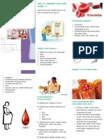 Leaflet Anemia Pd Ibu Hamil