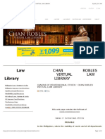 Canons of Professional Ethics - Chan Robles Virtual Law Library