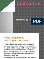 Peace Jounalism