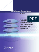 Nuclear Project Management