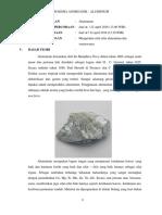 Percobaan Aluminium