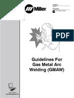 GMAW Handbook Miller