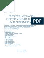 Proyecto Supermercado Rudilla