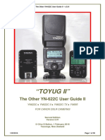 The Other YN622C User Guide II