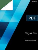 Sony Vegas Keyboard Shortcuts