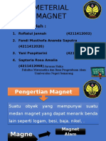 Material Magnet (Fix)