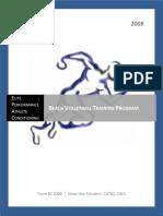 Beach training program.pdf
