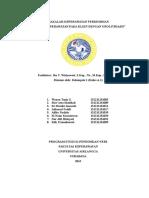 Makalah Urolithiasis (Sudah Revisi) Fix