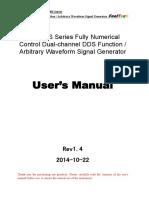FY32xxS Series User's Manual V1.4