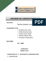 227510936 Lab n 2 Movimiento Unidimensional