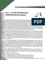 Masterplan Pengembangan Kwsn Pantai Padang