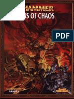 Warhammer Fantasy Battles - Warhammer Armies - ENG - Daemons of Chaos - 7th.pdf