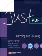 Just+Listening+and+Speaking+(Pre-Intermediate)+-+89p
