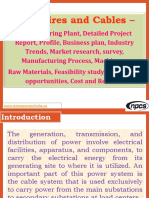 PVC Wires and Cables - Manufacturing Plant, Detailed Project Report, Profile, Business plan, Industry Trends, Market research, survey, Manufacturing Process, Machinery, Raw Materials, Feasibility study, Investment opportunities, Cost and Revenue