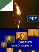 Biografìa Julio Cesar Garcia