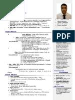 CV BenallaOualid
