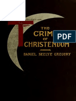 Crime of Christendom