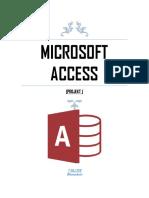 Microsoft Access...!!!!    Projekt  ne Word