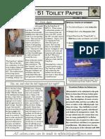 MFO Toilet Paper - Issue 1 / Volume 1