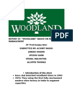 Report on Woodland