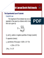 Ch02_Coulomb's Law and Electric Field Intensity