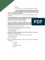 Reporte y Concluciones Lab 1