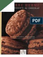 Pierre Hermé - Mes Desserts Au Chocolat.pdf