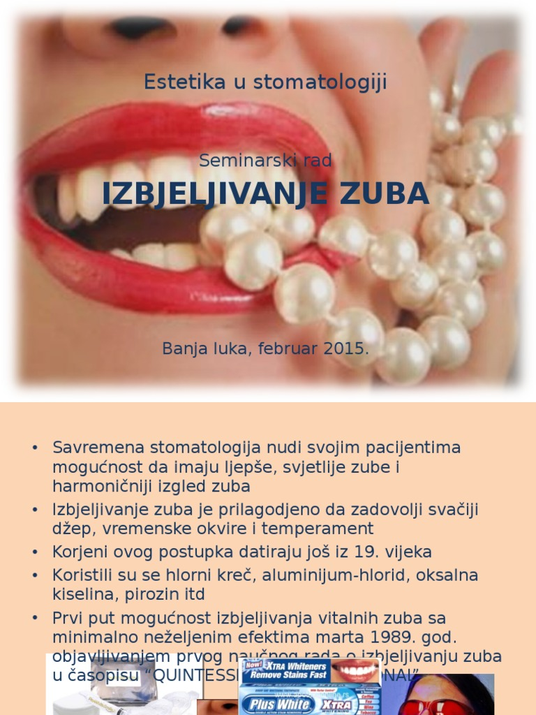 datiranje pacijenata stomatologa