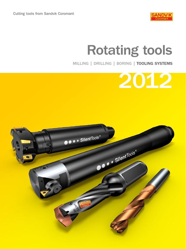 Rotating tools - Tooling systems pdf | Machine Tool | Screw