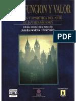 Mukarovsky. El individuo y la evolución literaria