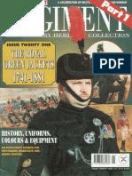 Regiment 021 - The Royal Green Jackets (1) 1741-1881