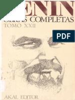 O.C.Lenin-XXII
