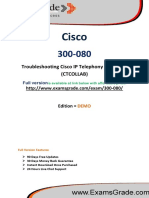 ExamsGrade 300-080 Exam PDF Study Kits