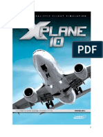 X-Plane 10 Desktop Manual Italiano