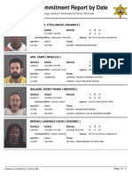 Peoria County Jail booking sheet 05/07/2016