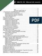 Delta44 Manual SP