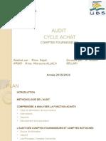 Audit Achat Final