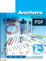 Anchors. Section 1