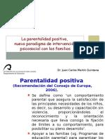 Tema 3- Parentalidad Positiva