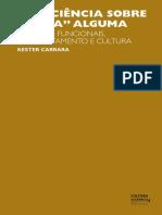 Www.unlock-PDF.com_B -E-book- CARRARA,K.(2016) - Uma Ciência Sobre Coisa Alguma (Este - Imprimir)