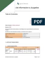 Informe Agencia Tributaria Años 2005 Al 2013