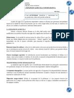 CLASE 02 - GUIA N°2 - LA EXPANSION AGRICOLA Y DEMOGRAFICA
