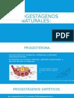 Progestágenos naturales
