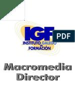 Libro de Macromedia Director