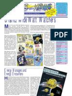 Watt Watchers Newspaper - Summer 2004