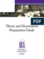 UCA Thesis Dissertation Guide Rev. 12-8-2014
